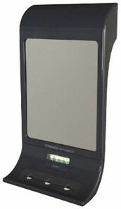 Zadro Z'Fogless Fog Free Permanent LED Lighted Shower Shaving Mirror-ZW20 (USA)