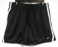 Nike Shorts Women's Size Large Mesh Dri-Fit Elastic Waist Athletic Shorts