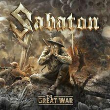 Sabaton - The Great War CD NEU OVP