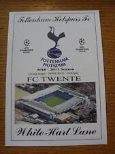 29/09/2010 Tottenham Hotspur v Twente [European Cup] [Pirate Issue: Aerial Groun