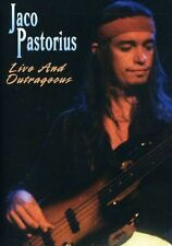 Jaco Pastorius: Live and Outrageous (2007, DVD New)