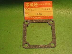 SUZUKI DT50 DT65 '80-82 OUTBOARD MOTOR FUEL GAUGE GASKET OEM #65871-93001