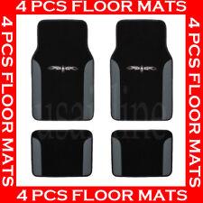 GREY BLACK  DESIGNER  CARPET  FLOOR  MATS  (BEST QUALITY)