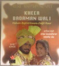 Kheer Badaman Wali (CD, 1997)