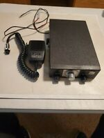 JC Penney 40 Channel Transceiver 981-6203 CB Radio with KBAP 3841 Mic Untested