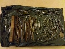 Job Lot Vintage Drill Bits mostly masonry