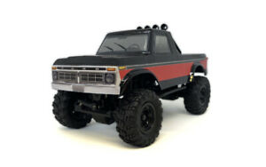1/24 Scale Trail Crawler FORD F150 Body no holes SCX24, Enduro, RGT, MSA1 NEW!