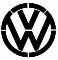 VW  MYLAR STENCIL  Craft Art 190 micron A3/A4/A5  (2)