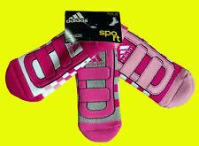 "3 Paar adidas ""F INF 3PP"" Kinder Mädchen Socken Strümpfe Gr. 19-22"