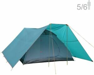 NTK Savannah GT Outdoor Dome Family Camping Tent 100% Waterproof 2500mm, Easy As