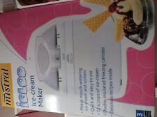 Mistral IGLOO Ice Cream Maker Sorbets Insulated Freezing Canister