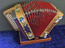 Steirische Harmonika Flatscher B/Es/As gebraucht