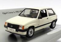 Schuco 1/43 Scale Diecast 90399894 - 1982-93 Opel Corsa A - White