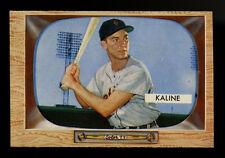 1955 BOWMAN BASEBALL~#23~AL KALINE~RAZOR SHARP~PACK FRESH~PRICED TO SELL (PTS)