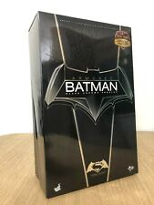 Hot Toys MMS 356 Dawn of Justice Armored Batman (Black Chrome Version) USED