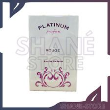 PLATINUM PARFUM ROUGE PROFUMO EAU DE PARDUM 100ML