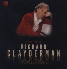 RICHARD CLAYDERMAN - ULTIMATE COLLECTORS EDITION (LIM.METALBOX ED.) 3 CD NEW!
