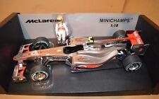 2010 Lewis Hamilton McLaren MP4/25 Canada GP qualifying 1/18