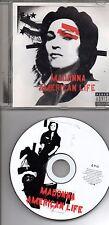 MADONNA AMERICAN LIFE UNCENSORED VERSION EU CD