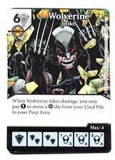 Marvel Dice Masters Deadpool, Wolverine Snikt! 39/124 W/Dice