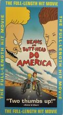 Beavis And Butt-Head-Do America (VHS 1997) Tested-Rare Época COLLECTIBLE-SHIP24H