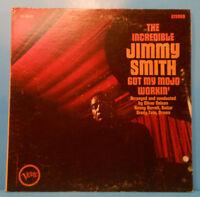 JIMMY SMITH GOT MY MOJO WORKIN' LP 1965 ORIGINAL GREAT CONDITION! VG+/VG+!!B