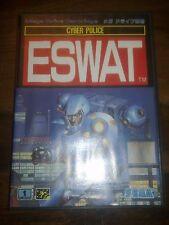 ESWAT SEGA MEGA DRIVE, 100% ORIGINAL, NTSC