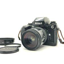 【EXC++++ S/N262XXXX】Nikon F4 Late Model 35mm SLR Film Camera W/Lens Japan