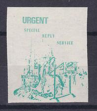 1971 posta Strike King Arthurs CAVALIERI servizio postale timbro URGENTE Gomma integra, non linguellato