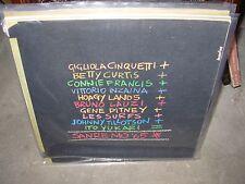 SAN REMO 1965 / SANREMO ' 65 italy ( world music ) derby