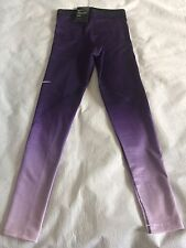 Womens Nike Pro Dri Fit Hyper Warm Pants Leggings Small NWT 803096 530