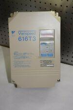 Yaskawa Varispeed 616t3 Cimr T3a21p5 200v Class Inverter Drive 72 Amp 230vac