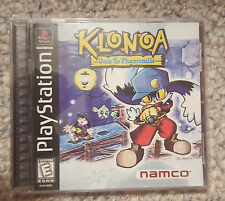 Klonoa: Door to Phantomile (PS1) Complete, never played FREE SHIPPING