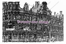 pu1404 - Royal Show Decorations in 1912 , Doncaster , Yorkshire - postcard