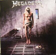 CD Megadeth/conto alla rovescia to Extinction – rock metal album 1992