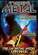 Inside Metal: The LA Metal Scene Explodes (DVD, 2016)