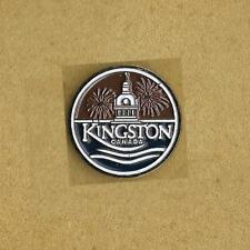KINGSTON ON CITY OF CANADA OLD LAPEL PIN #2
