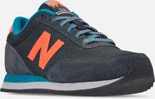 Men's New Balance 501 Classics Casual Shoes Grey / Orange Sz 11 MZ501RBA