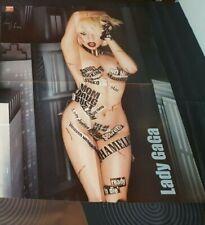 POSTERS lot lady Gaga NEWS