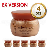 [Sulwhasoo] Concentrated Ginseng Renewing Cream EX 5ml x 4pcs