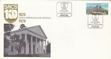 South Africa 1979 150th anniversary South African College Schools Cover VGC