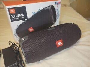 JBL Xtreme Portable Waterproof Bluetooth Speaker Black [READ]