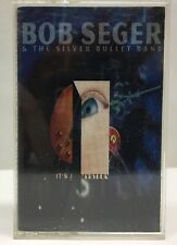 Bob Seger & The Silver Bullet Band It's A Mystery Cassette Tape C4 0777 7 99774