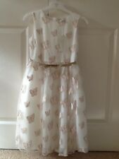 John Rocha Girls Flower Girl or Party dress. Age 9 New still with labels