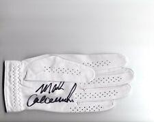 MARK CALCAVECCHIA HAND SIGNED NIKE GOLF GLOVE+COA         1989 OPEN CHAMPION