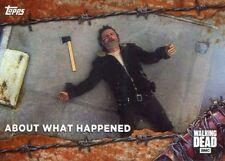 Walking Dead Season 5 Complete Base Set #1-100 FREE SHIPPING