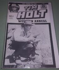TIM HOLT WESTERN ANNUAL #1 (AC COMICS 1991)
