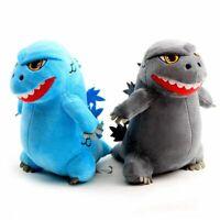 Godzilla Monster Plush Toy Stuffed Doll Birthday Xmas Christmas Kids Gift 20cm