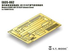 ET Model 1/35 #EA35062 Modern USMC LAV-25 SLEP Exhaust Cover for Trumpeter