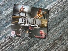 All Time Low ~ Straight to DVD - CD Album + DVD